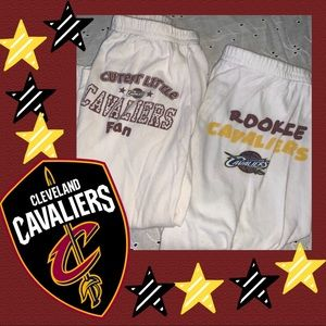 Cavaliers Pants Toddler Size